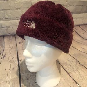 The North Face Osito Fuzzy Beanie Hat